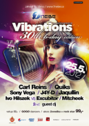 Vibrations 30th Double B-Day Edition