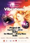 Cover - PROJECT 4K live @ VIBRATIONS 04-07-2012